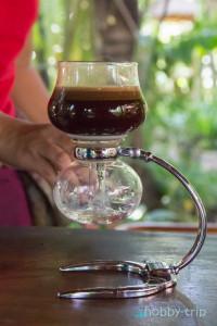 Кафе Kopi Luwak - остров Бали