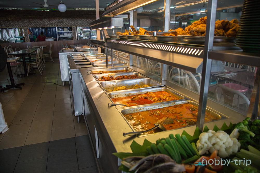 Breakfast in bed - Kuala Lumpur