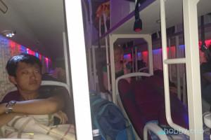 Sleeping bus SAPA