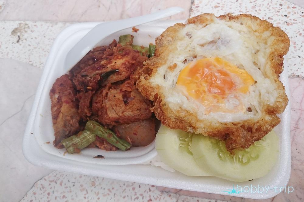 Закуска в Банкок