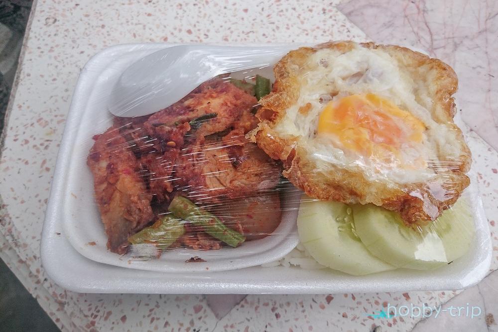 Закуска в Банкок - Тайланд