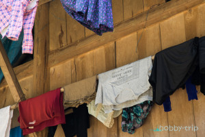 Маркови дрехи на простора - САПА, Виетнам