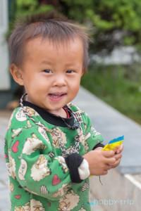 Портрет на момченце - SAPA