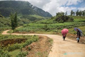 Трекинг през SAPA 3 - Виетнам