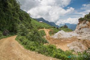 Трекинг през САПА 5, Виетнам