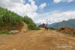 Трекинг през САПА 6, Виетнам